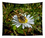 Daisy And Bee Tapestry