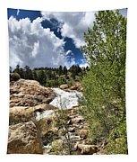 Alluvial Fan Colorado Tapestry