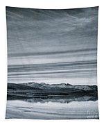 Land Shapes 27 Tapestry by Priska Wettstein