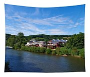 Langsur Germany From Luxemburg Tapestry