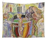 Language Of Life Tapestry