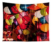 Lantern Stall 03 Tapestry