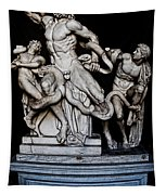 Laocoon And The Snake Tapestry