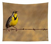 Lark On A Wire Tapestry
