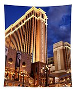 Las Vegas - Venetian Hotel Tapestry
