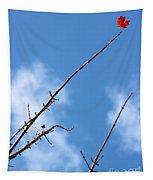 Last Leaf Standing Tapestry