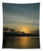 Last Light Tapestry