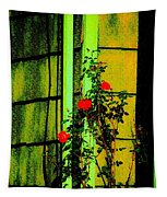 Last Roses Of The Season Tapestry