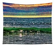 Late Afternoon Ocean Tapestry