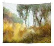 Late Autumn Chill Tapestry