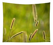 Late Summer Grasses Tapestry