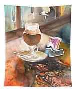 Latte Macchiato In Italy 02 Tapestry
