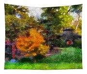 Laura Bradley Park Japanese Garden 02 Tapestry