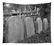 Laurel Hill Headstones Tapestry