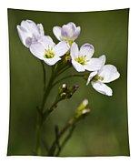 Lavender Blush Cuckoo Flower Tapestry
