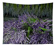 Lavender Bundles Tapestry