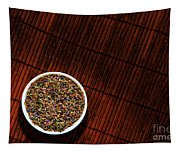 Lavender Flower Seeds In Dish Tapestry
