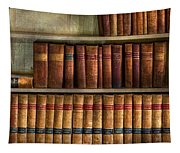 Lawyer - Books - Law Books  Tapestry