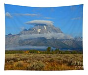 Layering Clouds Tapestry