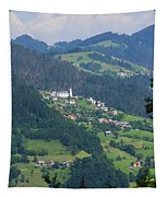 Lazec, Near Cerkno, Littoral Region Tapestry
