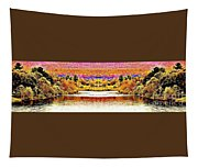 Lazy River Tapestry