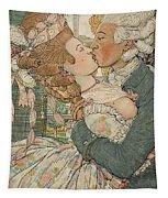 Le Baiser Tapestry