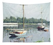 Le Bassin D'argenteuil Tapestry