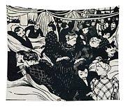 Le Bon Marche Tapestry