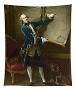 Le Comte De Vaudreuil Tapestry