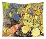 Le Printemps Des Papillons Tapestry