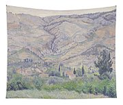 Le Ragas, Near Toulon, 1930 Tapestry
