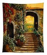 Le Scale   Tapestry