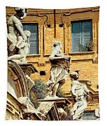 Le Statue Tapestry