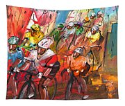Le Tour De France Madness 04 Tapestry