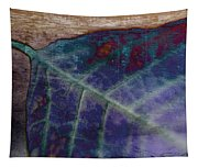 Leaf Abstract Tapestry