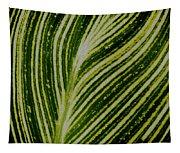 Leaf Lines Tapestry