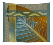 Leaf Study II Tapestry