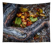 Leaves And Root Tapestry
