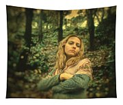 Leaving Eden Tapestry