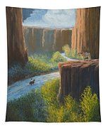 Left Behind Tapestry