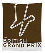 Legendary Races - 1948 British Grand Prix Tapestry