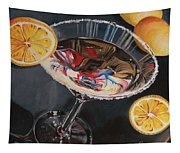 Lemon Drop Tapestry