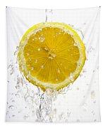 Lemon Splash Tapestry