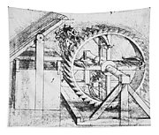 Leonardo: Invention Tapestry