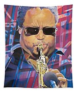 Leroi Moore And 2007 Lights Tapestry