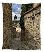 Les Baux De Provence France Dsc01926  Tapestry