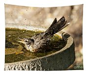 Let The Water Fly Tapestry