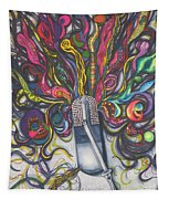 Let Your Music Flow In Harmony Tapestry