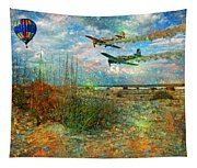 Let's Fly Tapestry