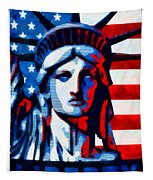 Liberty 1 Tapestry